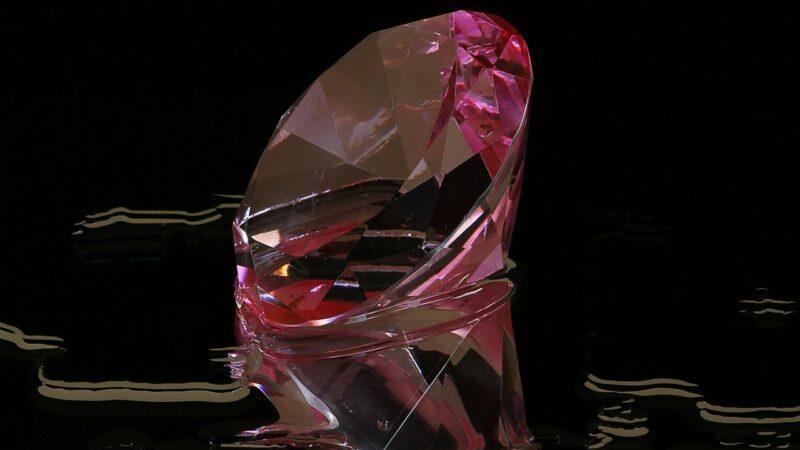 Le diamant rose, une pierre précieuse unique!