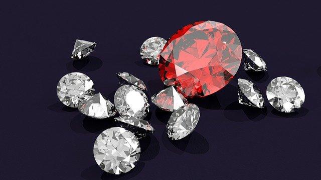 Les neuf pierres précieuses les plus chères au monde
