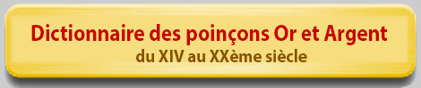 Dictionnaire Poin�ons Or et Argent
