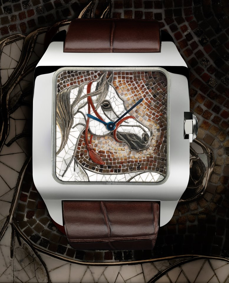 Cartier_Santos_Dumont_XL_watch_horse_motif
