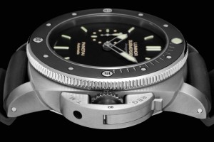 Panerai_Luminor Submersible_1950_Amagnetic_3_Days_titane