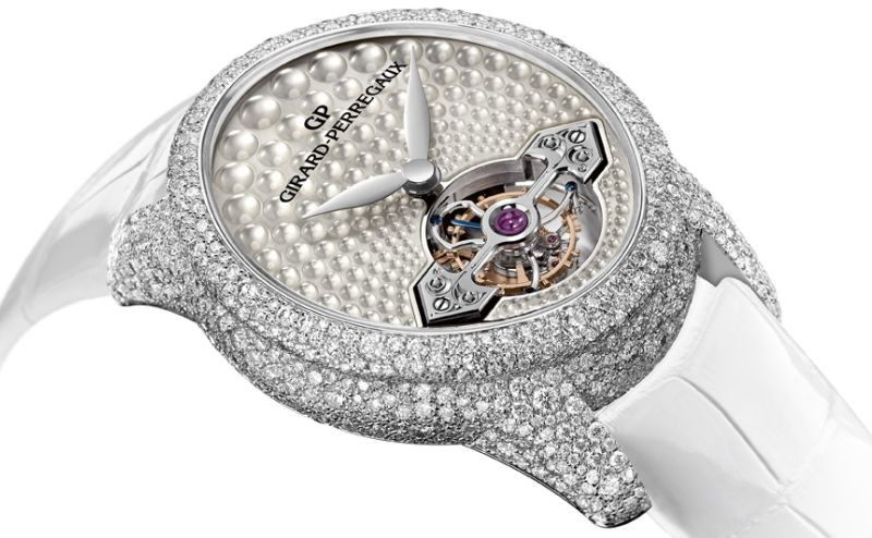 Girard Perregaux Cat Eye